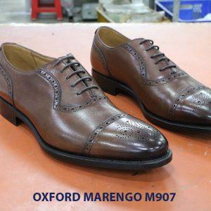 Giày tây nam buộc dây Oxford Marengo M1907 004
