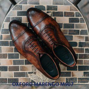 Giày tây nam buộc dây Oxford Marengo M1907 002