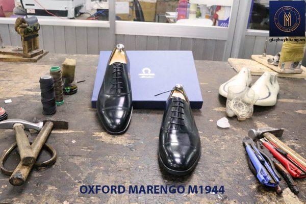 Giày da nam đế cao su Oxford Marengo M1944 006