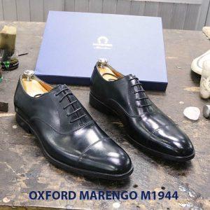 Giày da nam đế cao su Oxford Marengo M1944 003