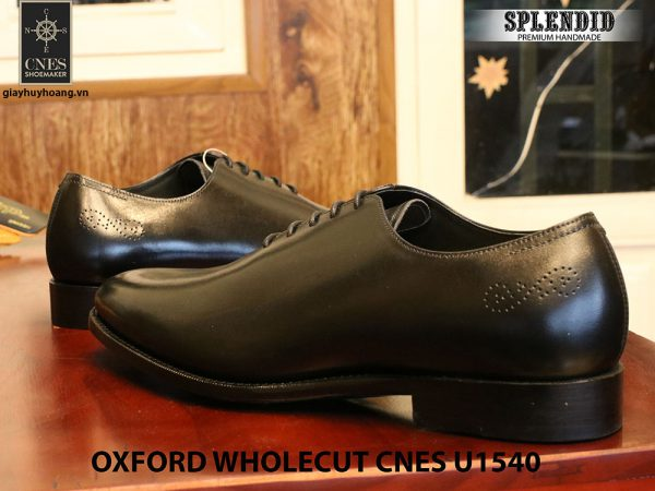 [Outlet] Giày da nam buộc dây Oxford CNES U1540 size 42 005