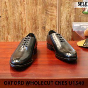 [Outlet] Giày da nam buộc dây Oxford CNES U1540 size 42 003