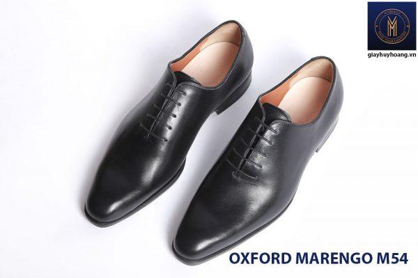 Giày da nam Oxford Wholecut Marengo M54 001