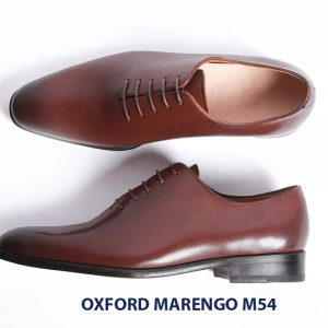 Giày da nam Oxford Wholecut Marengo M54 005