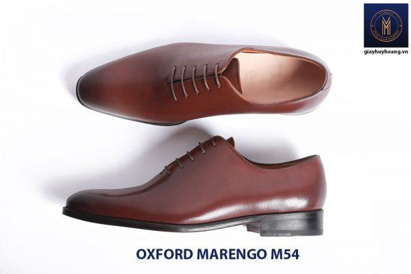 Giày da nam Oxford Wholecut Marengo M54 005