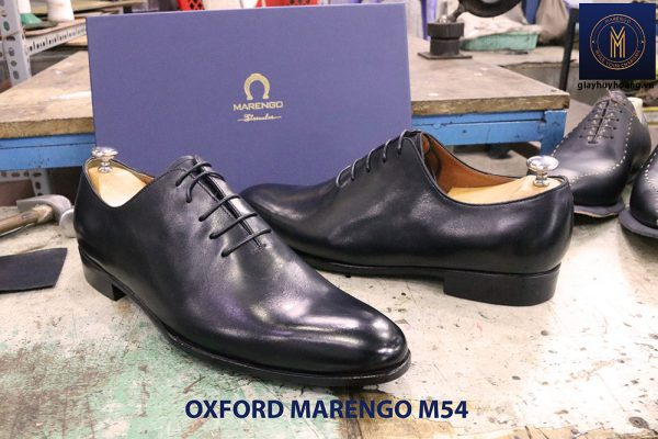 Giày da nam Oxford Wholecut Marengo M54 004