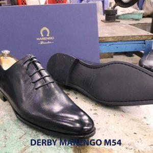 Giày da nam Oxford Wholecut Marengo M54 003