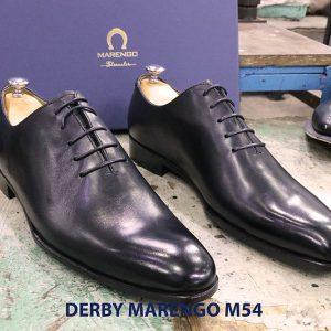 Giày da nam Oxford Wholecut Marengo M54 002