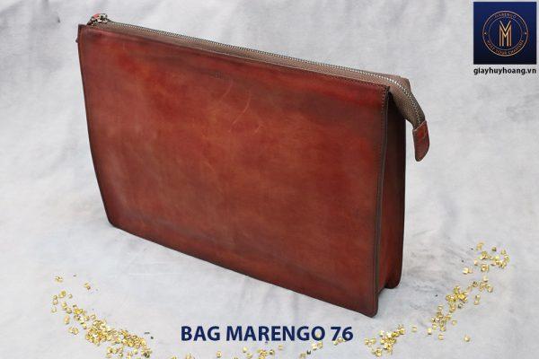Bán Túi da bò cầm tay nam Marengo 76 003