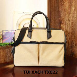 Túi cặp xách công sở nam cao cấp CNES TX022 001