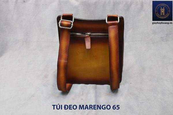 Túi đeo vai chéo nam da bò Marengo 65 003