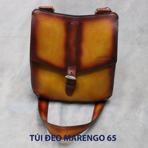 Túi đeo vai chéo nam da bò Marengo 65 001