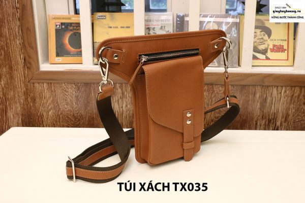 Túi đeo vai chéo nam mini CNES TX035 002
