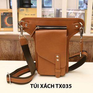Túi đeo vai chéo nam mini CNES TX035 001