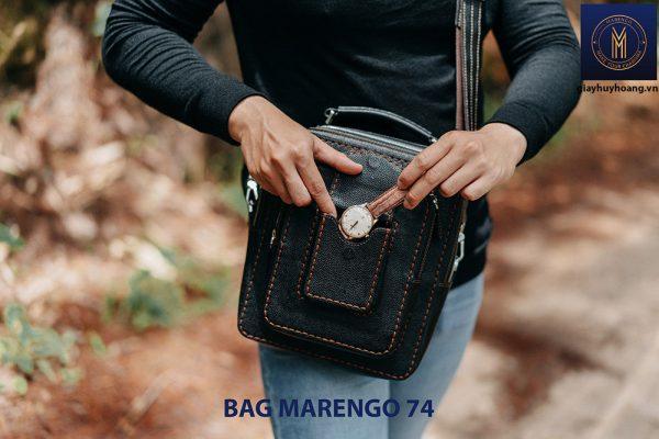 Túi đeo quai chéo công sở Marengo 74 002