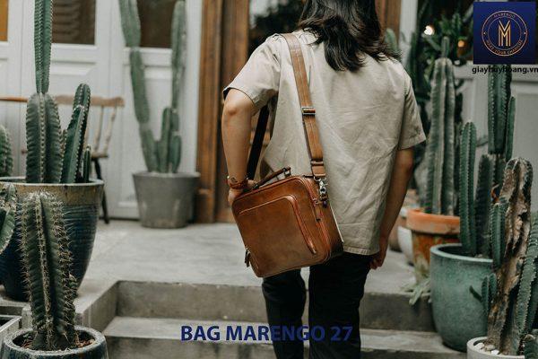 Túi đeo quai chéo nam công sở Marengo 27 003