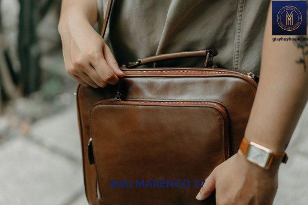 Túi đeo quai chéo nam công sở Marengo 27 001
