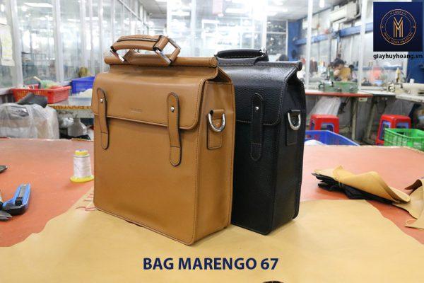 Túi đeo quai chéo nam da bò Marengo 67 001