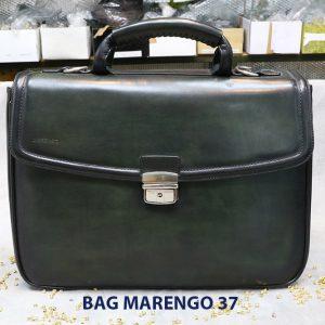 Cặp xách da bò nam cao cấp Marengo 37 001