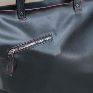 Túi xách da bò nam thời trang Marengo 12 003