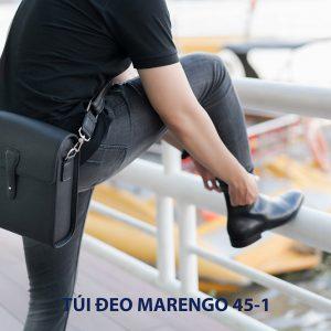 Túi đeo vai chéo da bò nam Marengo 45-1 003