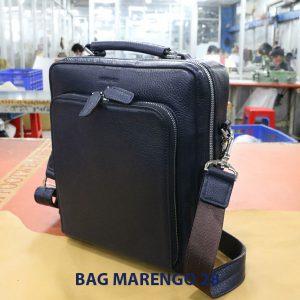 Túi đeo quai chéo nam da bò Marengo 28 006