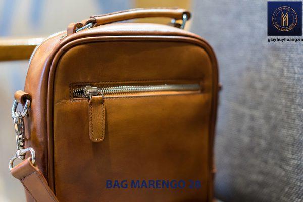 Túi đeo quai chéo nam da bò Marengo 28 003