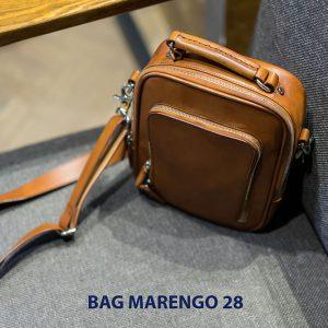 Túi đeo quai chéo nam da bò Marengo 28 001