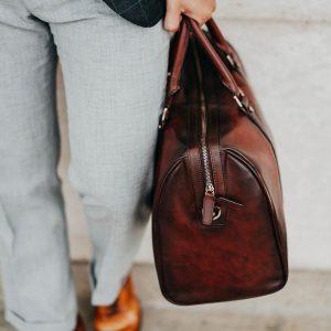 Túi xách da bò nam chính hãng Marengo 26 002