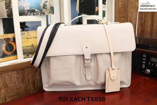 Cặp túi xách da nam doanh nhân CNES TX030 001
