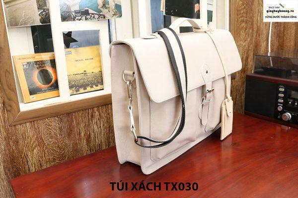 Cặp túi xách da nam doanh nhân CNES TX030 002