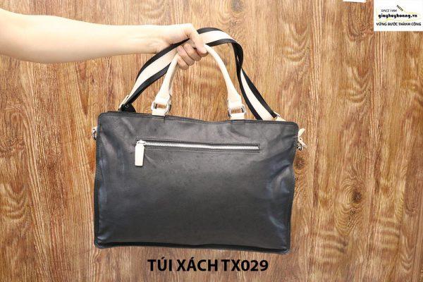 Cặp túi xách thời trang nam chính hãng CNES TX029 001