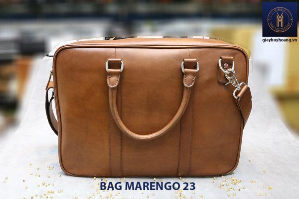 Túi xách cặp da nam công sở Marengo 23 006
