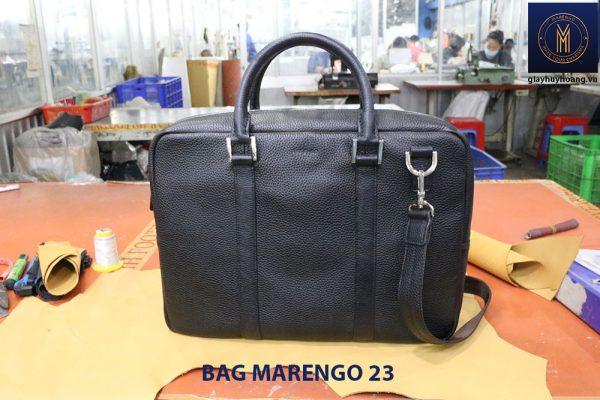 Túi xách cặp da nam công sở Marengo 23 005