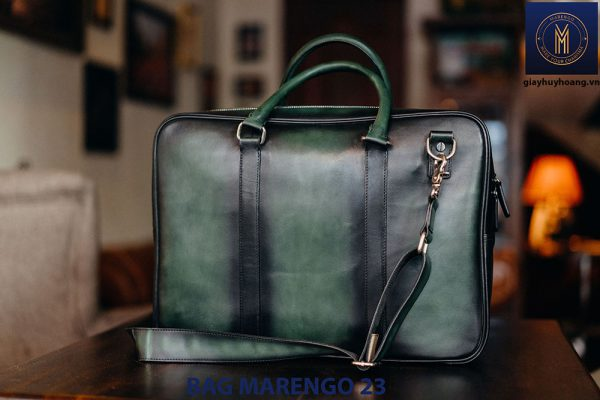Túi xách cặp da nam công sở Marengo 23 001