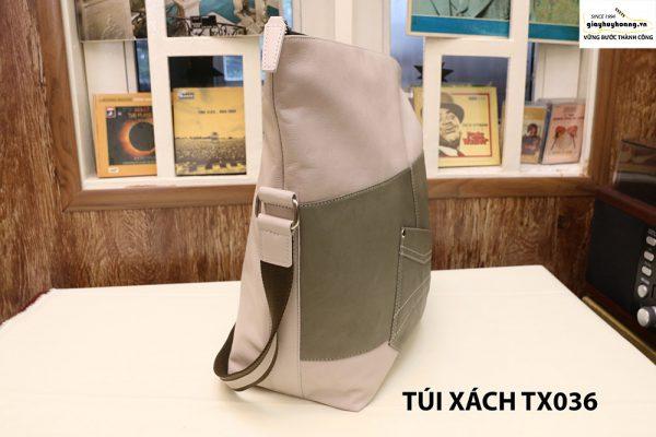 Túi đeo vai chéo nam phong cách CNES TX036 002