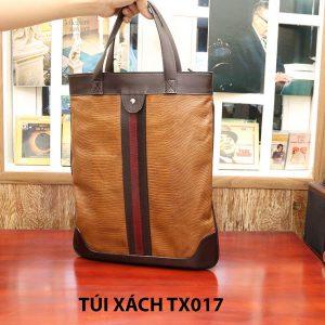 Túi xách thời trang nam dập vân CNES TX017 003