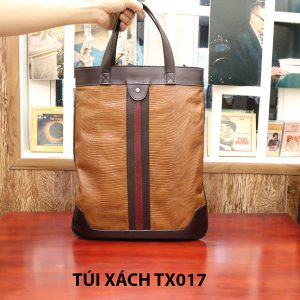 Túi xách thời trang nam dập vân CNES TX017 001