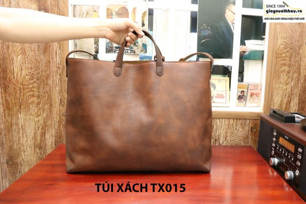 Túi xách thời trang nam Knar TX015 002