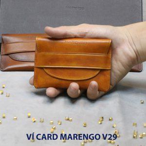 Ví đựng danh thiếp ATM Marengo V29 001