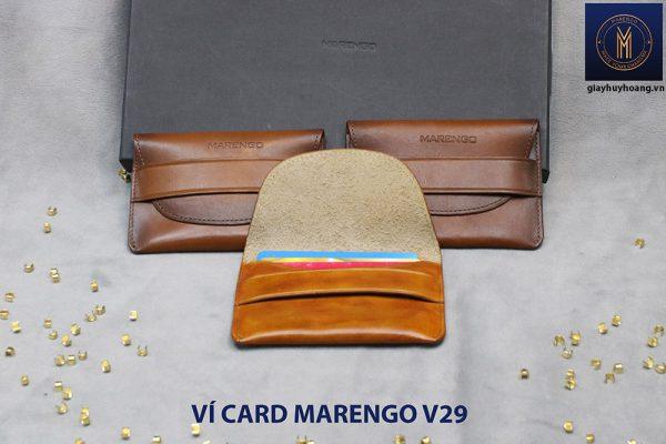Ví đựng danh thiếp ATM Marengo V29 005