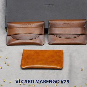 Ví đựng danh thiếp ATM Marengo V29 003