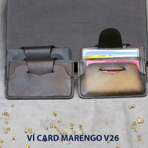 Ví đựng danh thiếp ATM Marengo V26 003