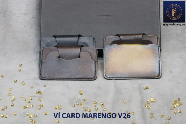 Ví đựng danh thiếp ATM Marengo V26 002