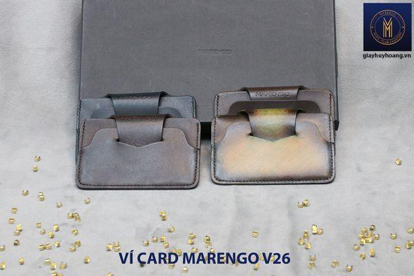 Ví đựng danh thiếp ATM Marengo V26 001