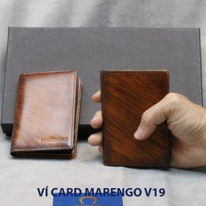 Ví đựng danh thiếp ATM Marengo V19 003