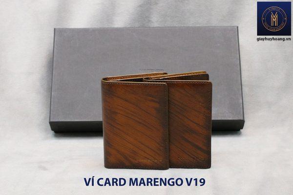 Ví đựng danh thiếp ATM Marengo V19 001
