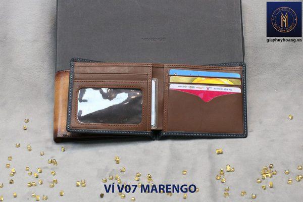 Bóp Ví cho nam cao cấp V07 Marengo 003