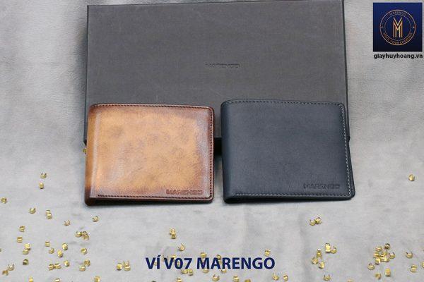 Bóp Ví cho nam cao cấp V07 Marengo 001