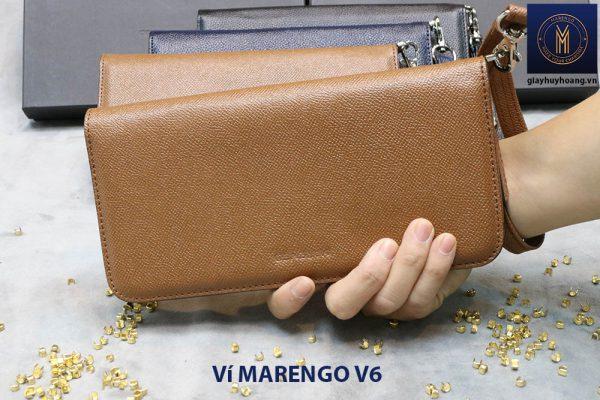 Bóp ví cầm tay nam Marengo V6 006